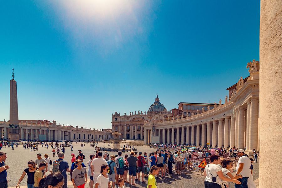 besok vatikanen - Guide till Vatikanen