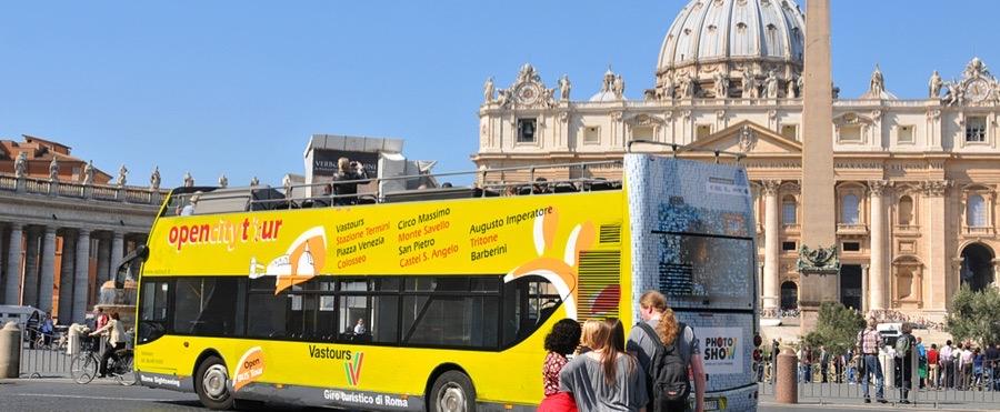Resa till Vatikanen