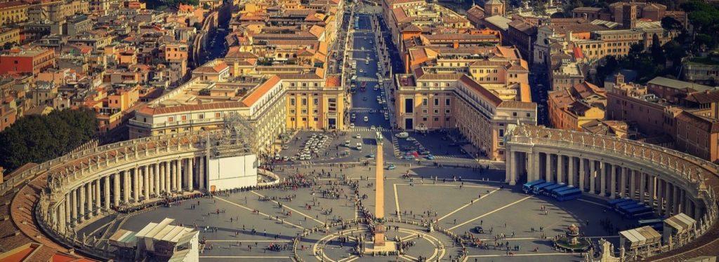 Hotelltips nära Vatikanen