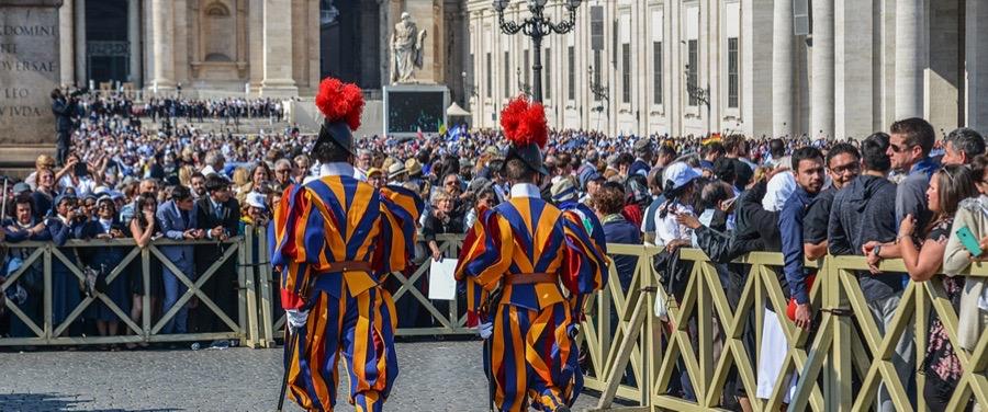 Vatikanens ceremonier