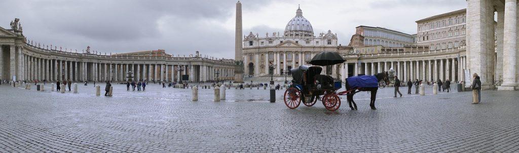 Vatikanstatens historia